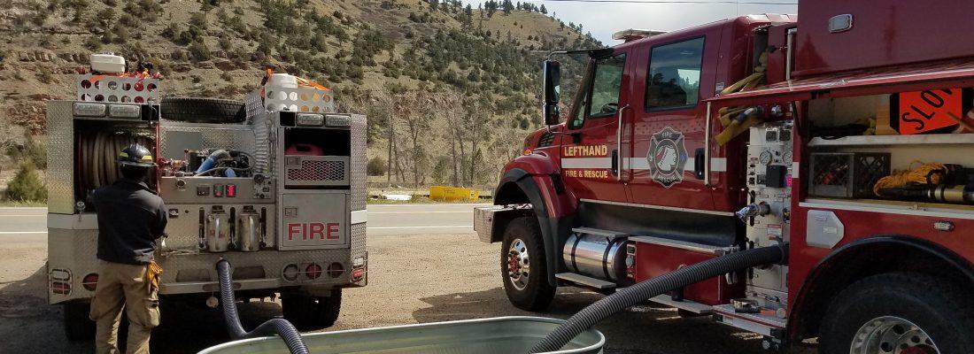 Wildland Fire Engines