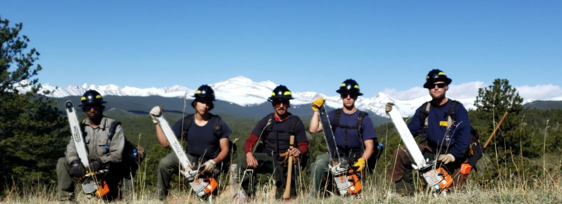 fire fuels reduction crew
